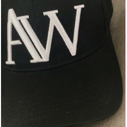AW baseball cap
