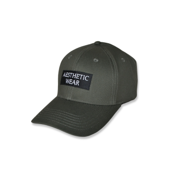 Green box unisex cap