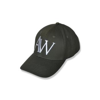 Green unisex cap
